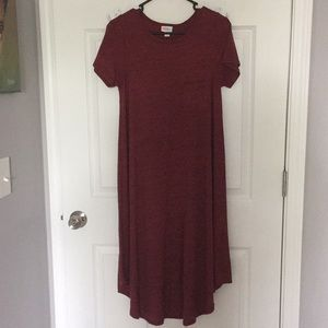 ❤️❤️Small Lularoe Carly Dress❤️❤️